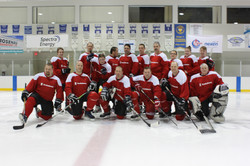 Scotia Team Photo