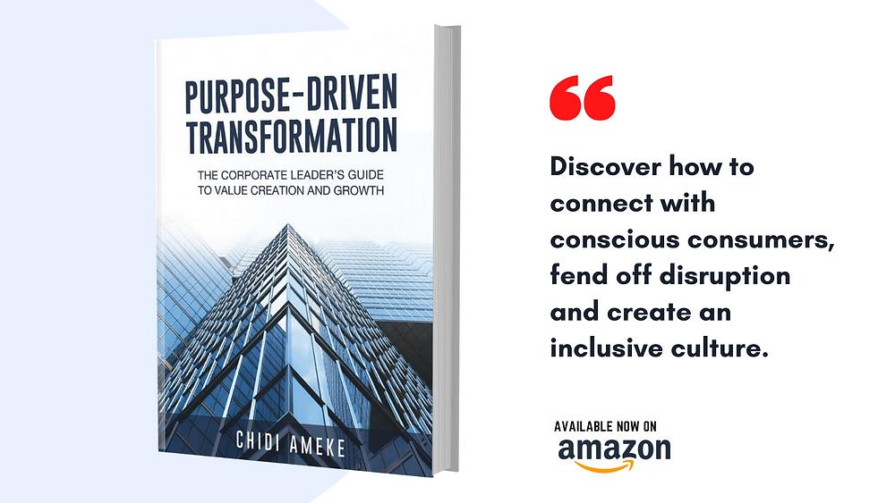 Purpose Driven Transformation Promo