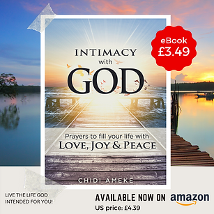 Intimacy with God Promotional advert.png