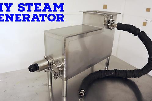 Steam Generator Blueprint
