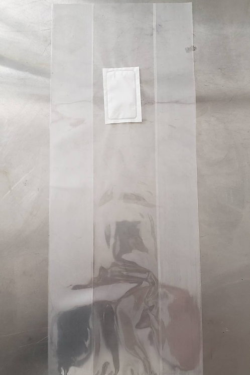 500 x Satrise X-Large Gusseted Bag