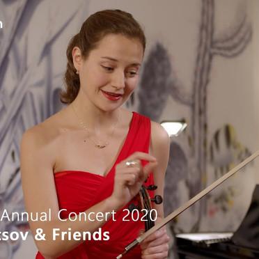 Annual Goodmesh Concert (online version)