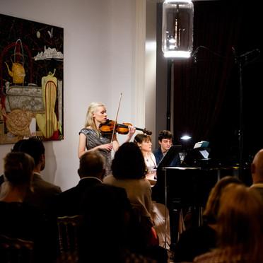Anna Fedorova & Eldbjorg Hemsing