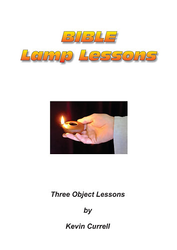 Bible Lamp Lessons