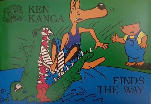 Ken Kanga Finds the Way