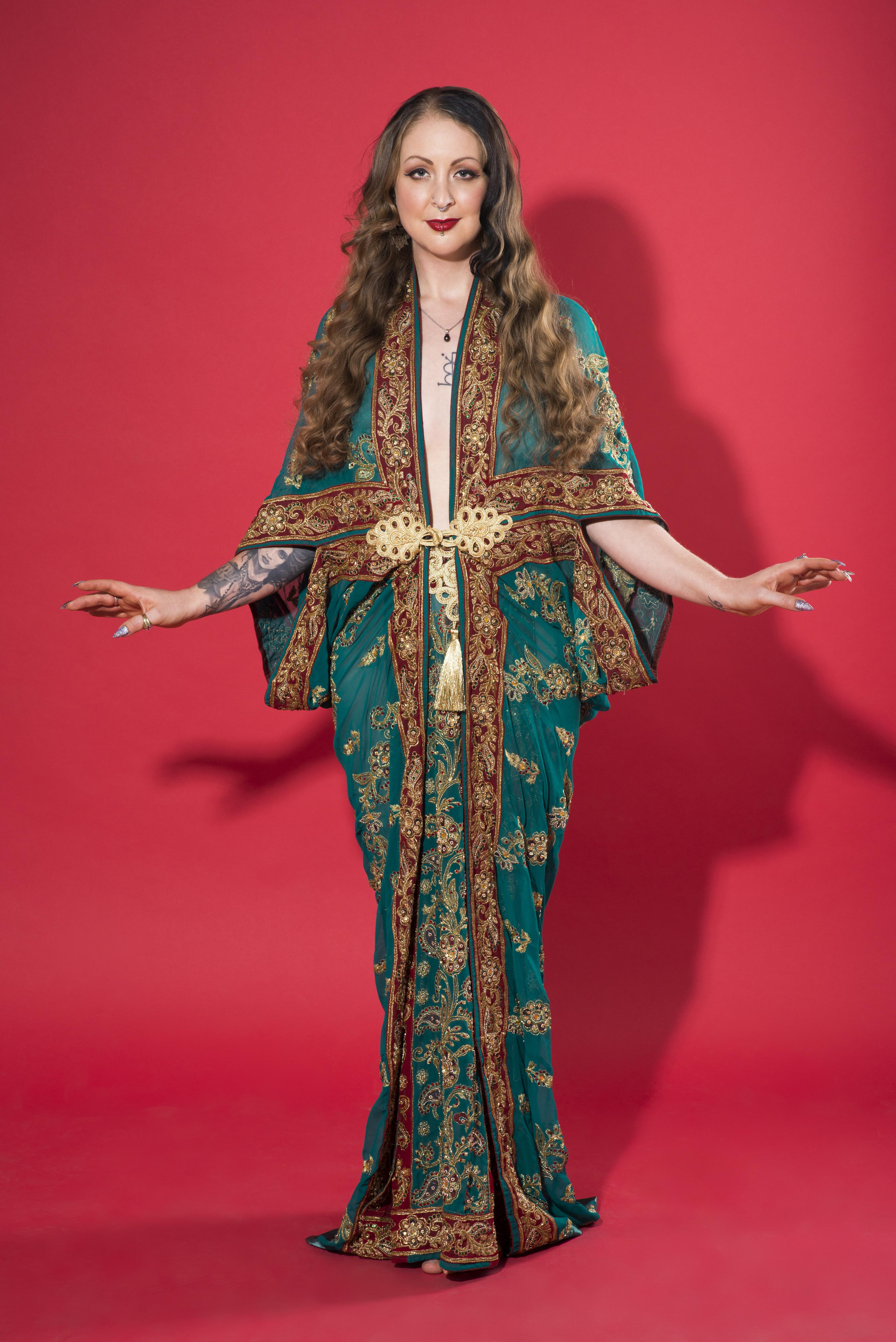 Cocoon Robe Godiva
