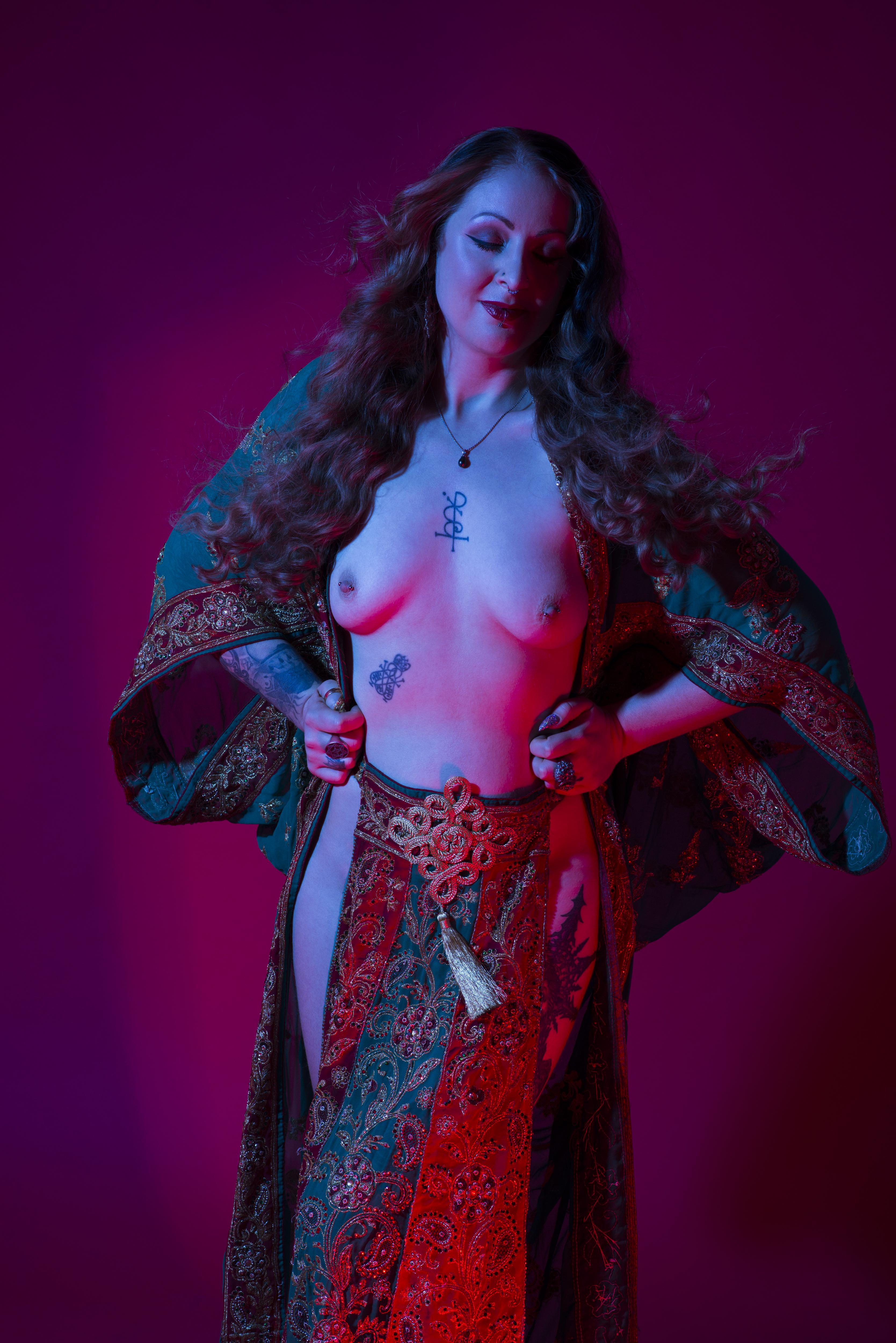 Godiva's Robe