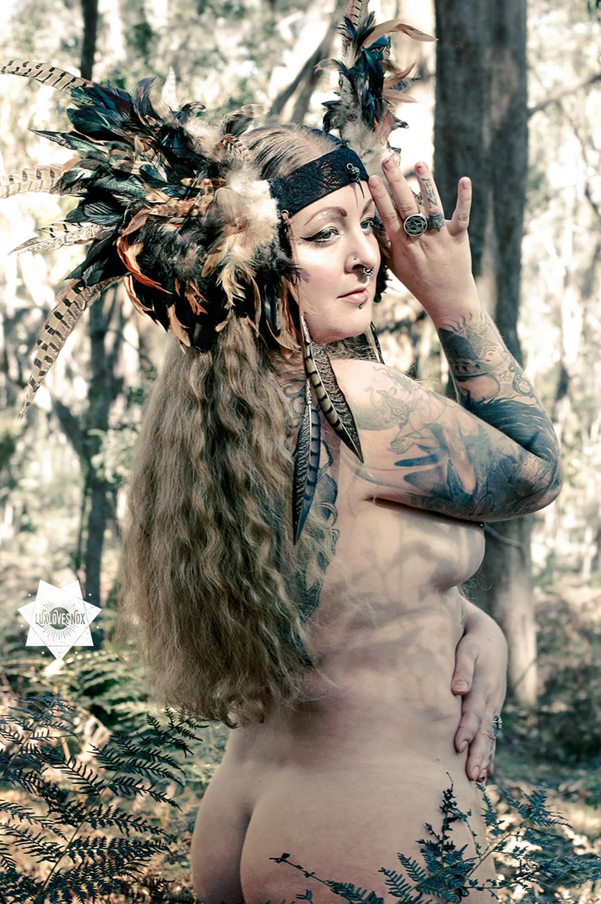 Bush Goddess