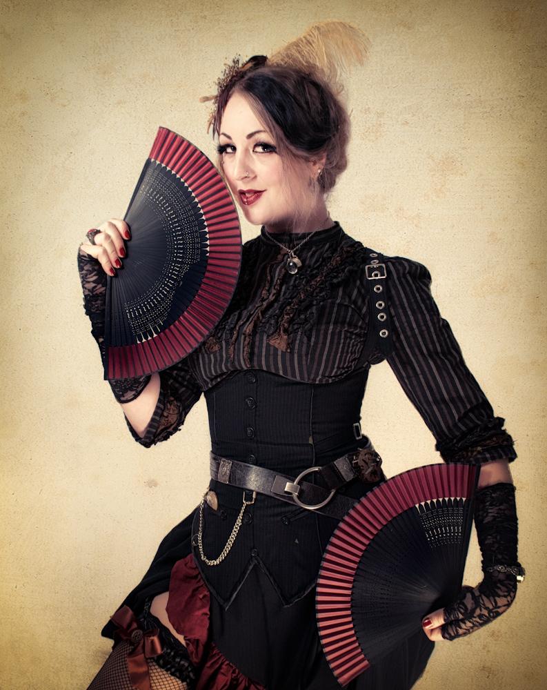 Steampunk Fan