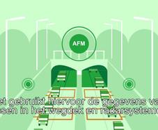 Uitleg AFM systeem Maastunnel Rotterdam