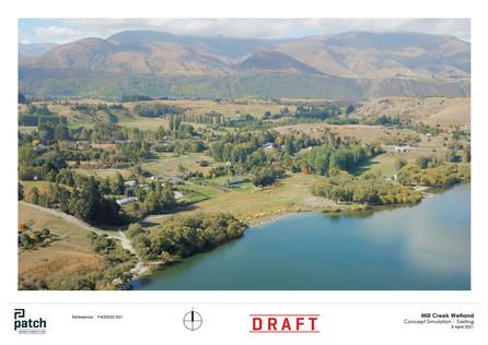 Mill Creek Wetland - Concept CURRENT