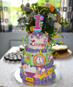Linnea's Birthday Cake