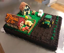Marius's Farm Cake