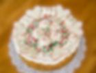 Compressed Christmas Vanilla Bean Cheese