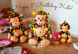 Kate's Monkey Cake