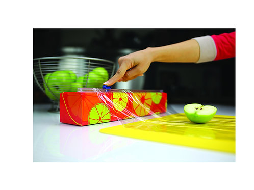 Citrus Plastic Wrap Dispenser