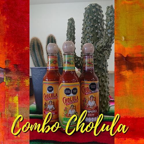 Combo Cholula