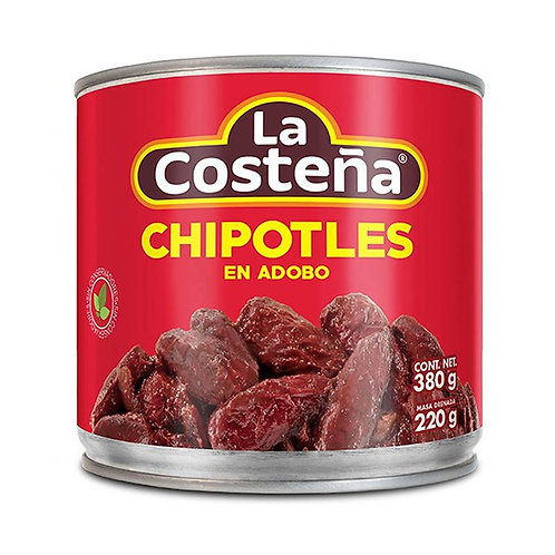 """Chili Chipotle """"La costeña"""""""