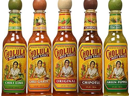 """""""Cholula"""" Sauces"""