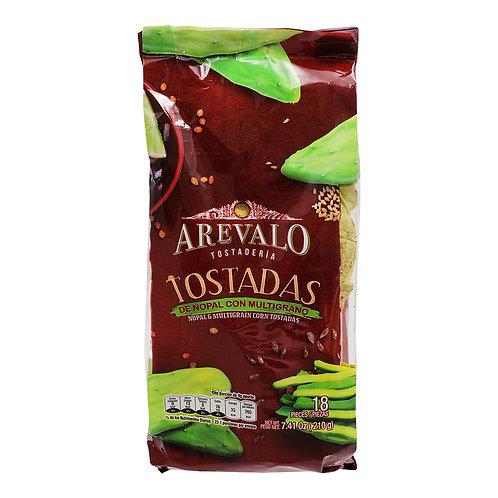 """Tostadas """"Arevalo"""""""