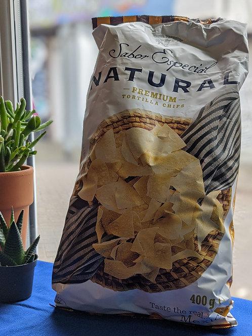 Big Premium Tortilla Chips (Nachos)