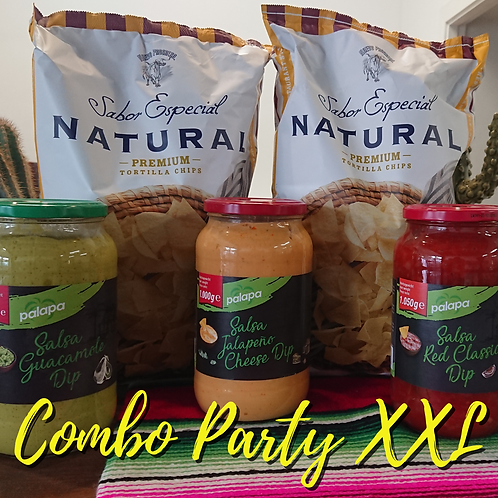Combo Party XXL
