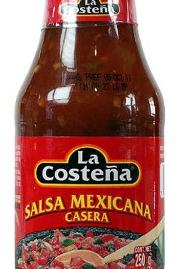 """Salsa Mexicana """"La costeña"""""""