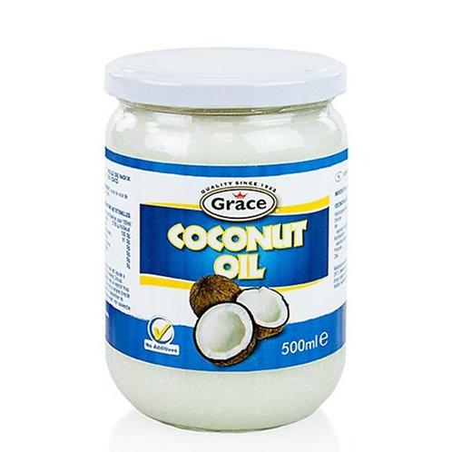 "Coconut Oil ""Grace"""