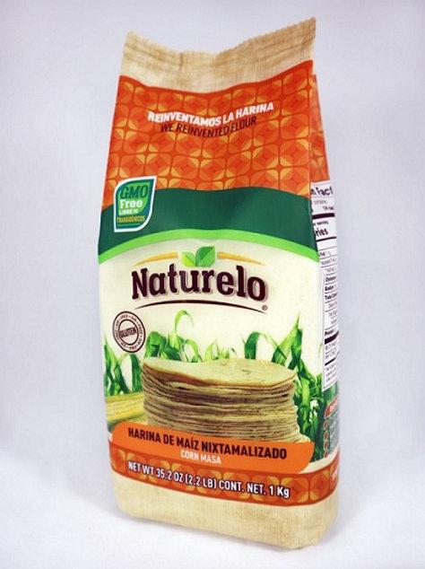 "Corn Flour ""Naturelo"" ECO"