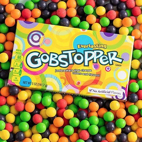 """Gobstopper"" candy"