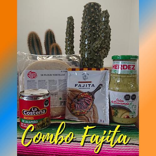 Combo Fajita