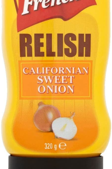 """""""French's"""" Relish"""