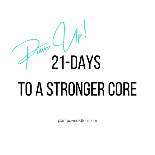 Guide: 21-Days to a Stronger Core