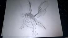 Zeichnungen: So sehen ein paar meiner Halluzinationen ungefähr aus !!! Nur die Angsteinflößenden sin