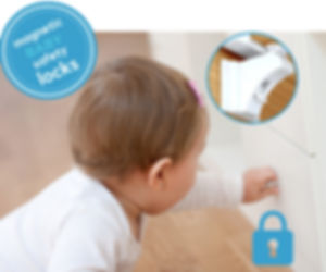 Baby Safety Magnetic Cabinet Locks