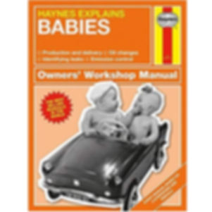 Owner's Manual for Babies