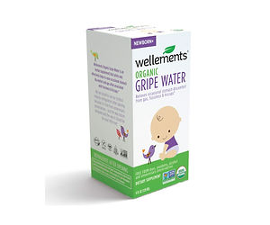 Organic Gripe Water Colic Treatment
