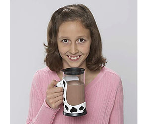 Automatic Chocolate Milk Mixer