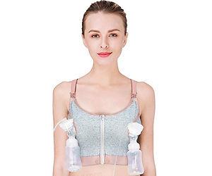 Handsfree Pumping Bra Breastfeeding