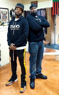 Lateef & Maurice