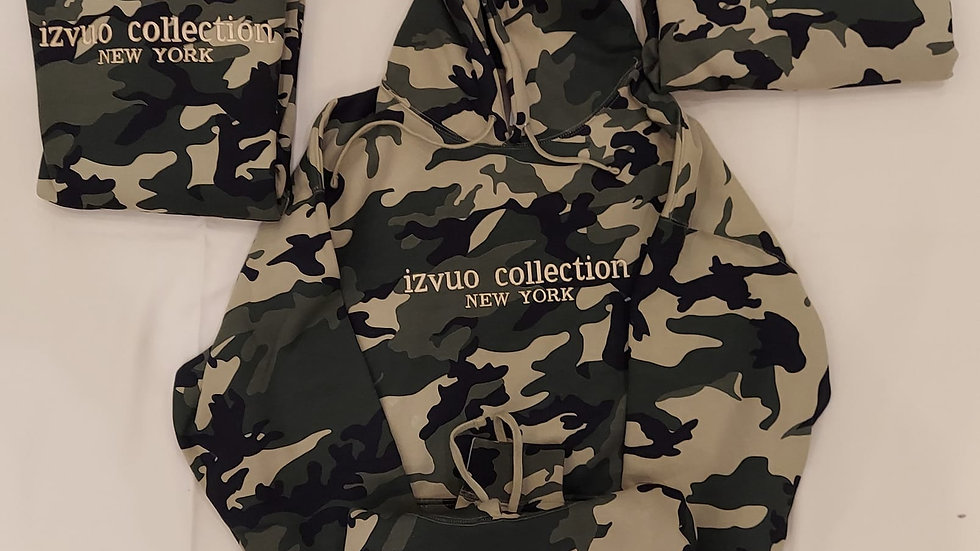 Izvuo Collection NY Camo