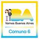 Buenos Aires Ciudad, Comuna 6