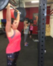 CrossFit, Lifting, Push Press