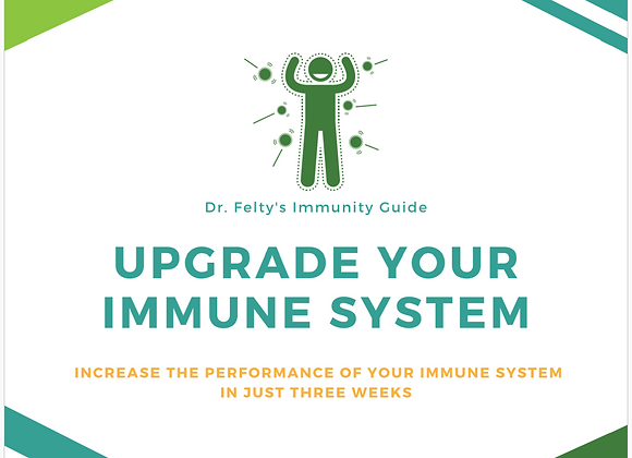 Upgrade Your Immune System: 3 Week Guide