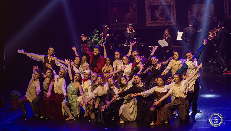 Musical ESSEC Comédie Musicale La Dernière Alliance