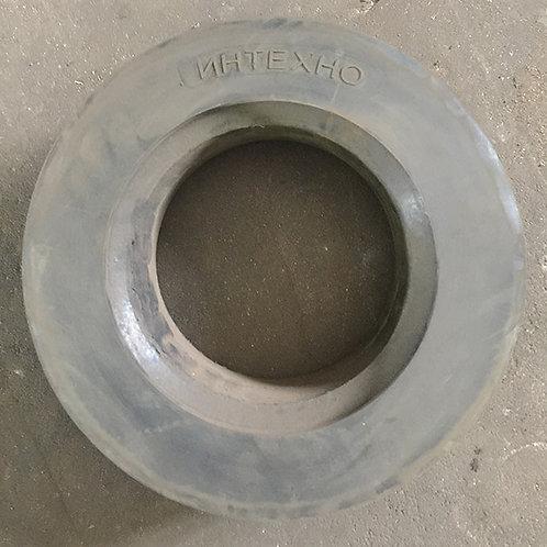 Бандаж колеса контейнерной телеги (ф320)