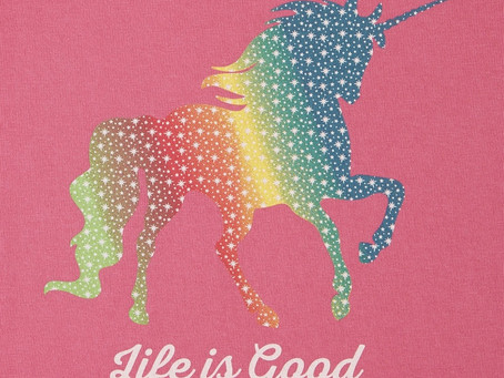 Its Not All Glitter Unicorns - Why That's OK and What you Can Do When the Sparkle Rubs Off