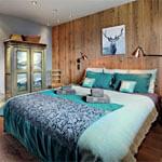 Location Cordon Haute Savoie Chambre ver
