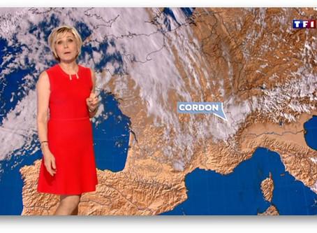 La nouvelle webcam de Cordon sur TF1