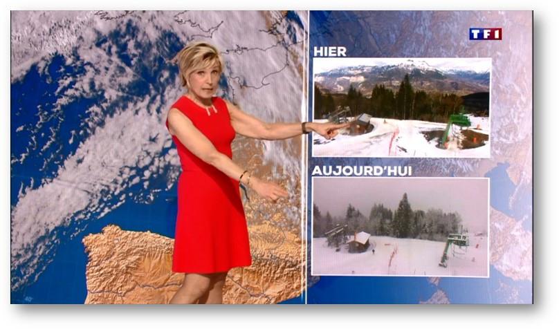 Massif du Mont-Blanc, Cordon Haute-Savoie, Webcam Cordon, Megeve web camera